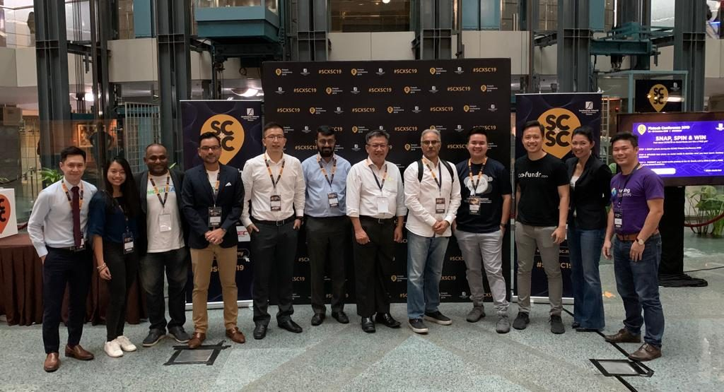 SCxSC Fintech Conference 2019 | Cofundr